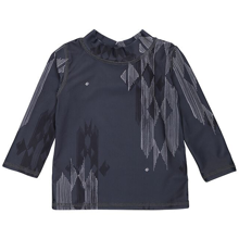 Soft Gallery Baby Native India Ink Astin Sun Shirt