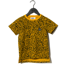 Sometime Soon Delano T-shirt Yellow