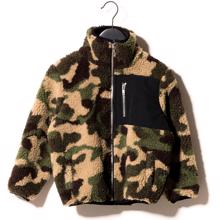 Sometime Soon Venture Fleece Camo