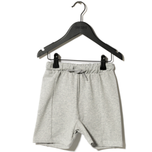 Sometime Soon Alvin Shorts Grey Melange