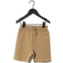 Sometime Soon Alvin Shorts Light Brown