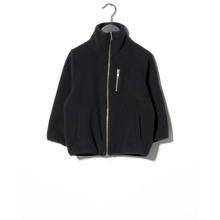 Sometime Soon Venture Fleece Black