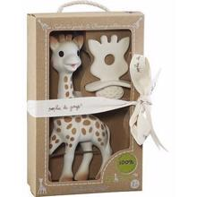 Sophie la Girafe So Pure Sophie Girafe 18 cm + Teether