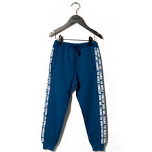 Someday Soon Mateo Sweat Pants Blue