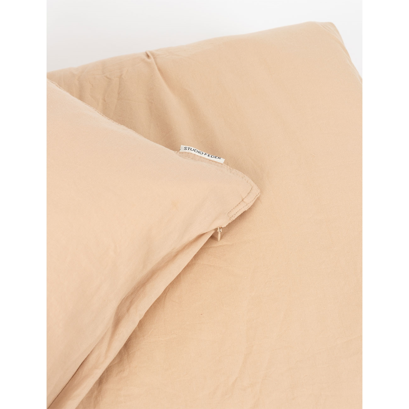 Picture of: Studio Feder Bedding Beige