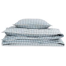 Studio Feder Bedding Gingham Blue