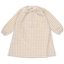Studio Feder Night Dress Gingham Oat