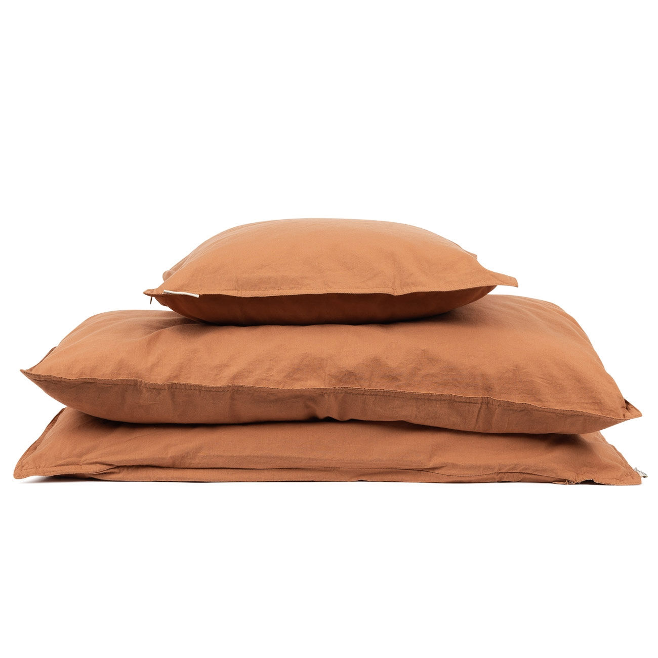 Picture of: Studio Feder Bedding Caramel