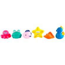 SunnyLife Bath Squirters Set of 6