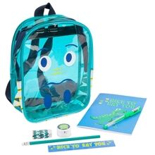 SunnyLife Stationery Mini Backpack Dino