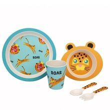 SunnyLife Eco Kids Meal Kit Jungle
