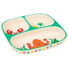 SunnyLife Eco Kids Plate Under The Sea