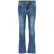 The New Flared Jeans Blue Denim