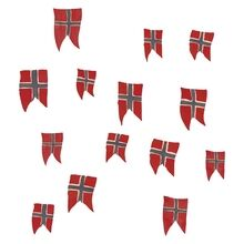 That's Mine Wall Stories Flags Norwegian