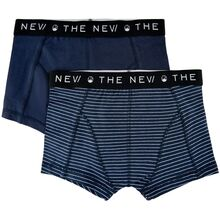 The New Boxers Striped 2-pack Navy Blazer