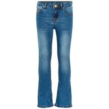 The New Flared Jeans Unwashed Denim