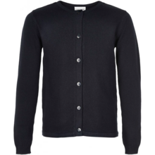 The New Knit Cardigan Basic Black