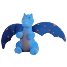 Tikiri Rubber Animal Mid Night Dragon