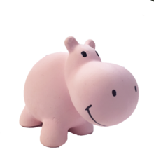 Tikiri Rubber Animal Hippo
