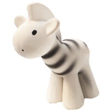 Tikiri Rubber Animal Zebra