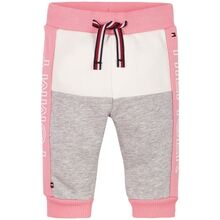 Tommy Hilfiger Baby Colorblock Sweatpants Rosey Pink