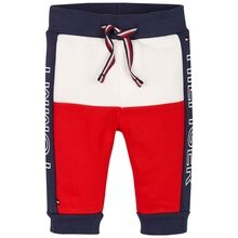 Tommy Hilfiger Baby Colorblock Sweatpants Twilight Navy
