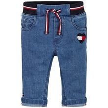 Tommy Hilfiger Baby Girl Flag Denim Jeans