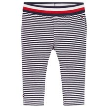 Tommy Hilfiger Baby Printed Leggings Twilight Navy/White