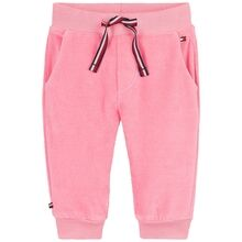 Tommy Hilfiger Baby Velours Sweatpants Rosey Pink