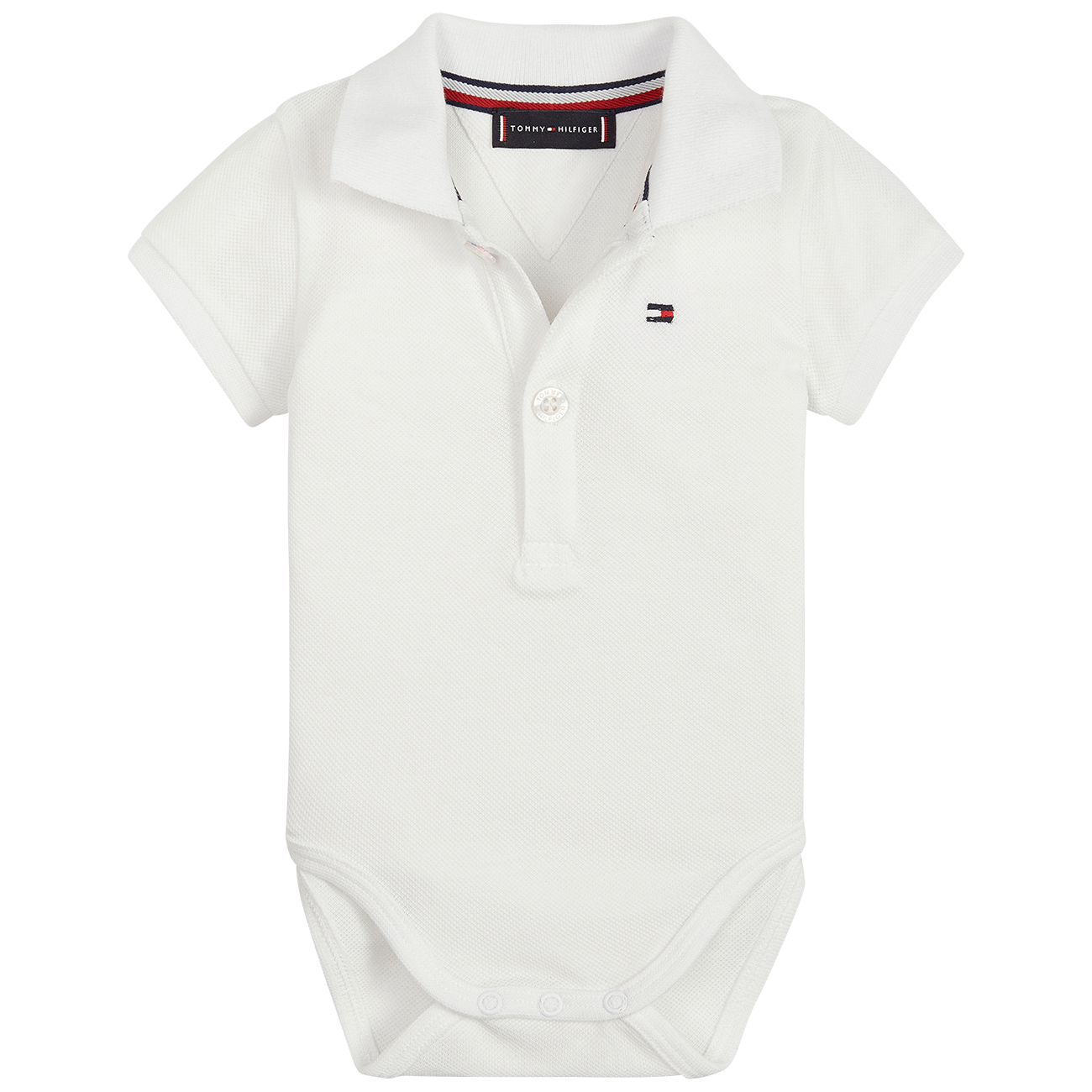 93c82e24c Tommy Hilfiger Baby Boy Body Polo Giftbox Bright White
