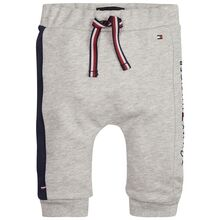 Tommy Hilfiger Baby Boy Tommy Loopback Sweatpants Grey Heather