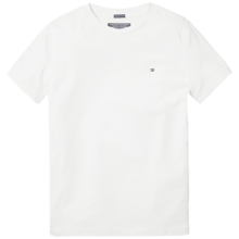 Tommy Hilfiger Boy Basic CN Tee SS Bright White
