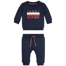 Tommy Hilfiger Baby Tracksuit Tommy Black Iris