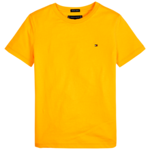 Tommy Hilfiger Boy Essential Original Cotton Tee S/S Radiant Yellow