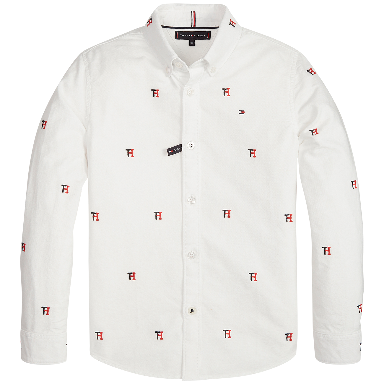 Tommy Hilfiger Boys Oxford Blazer Jacket