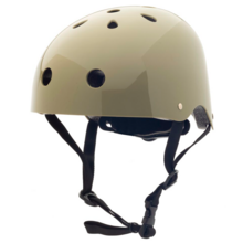 Trybike CoConut Misty Green Helmet Retro Look