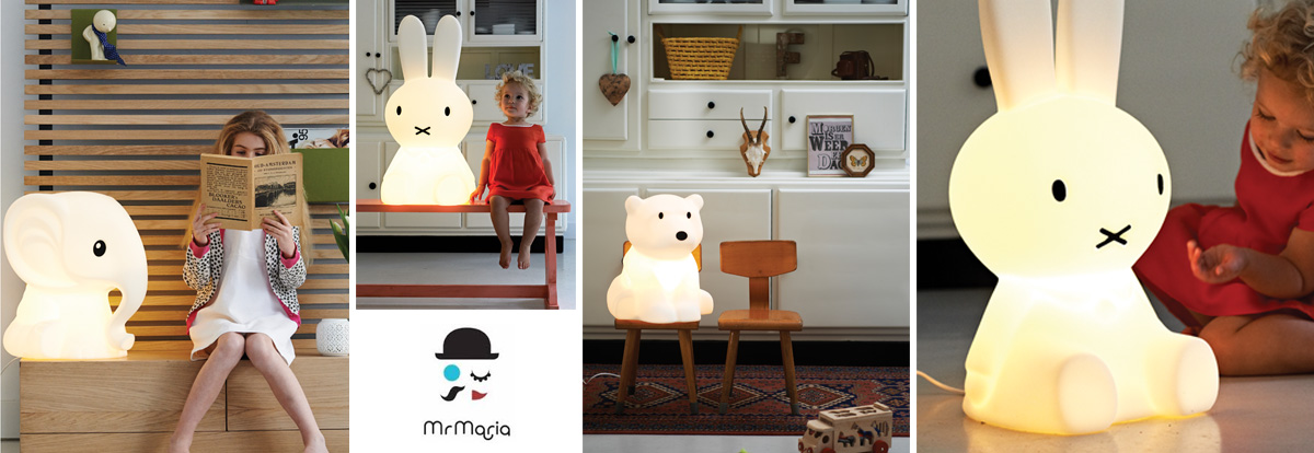Mr Maria Cool And Cosy Lamps From Mr Maria