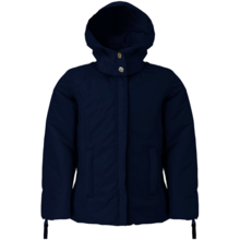 Ver de Terre 171 Girl Jacket w. Bow Navy