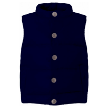 Ver de Terre Featherlight Vest Navy