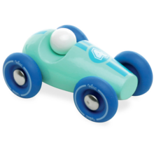 Le Toy Van Mini Racecar Light Blue