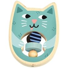 Vilac Michelle Carlslund Rattle Cat