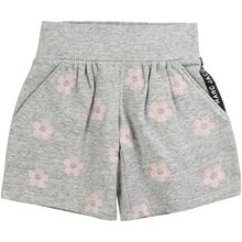 Little Marc Jacobs Girl Chine Grey Flower Short