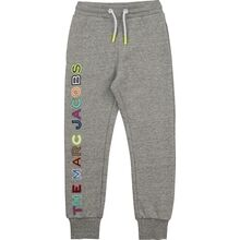 Little Marc Jacobs Chine Grey Tracksuit Pants