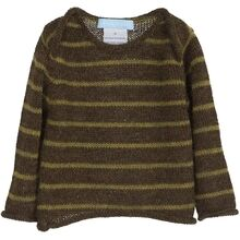 Serendipity Capers Stripe Sweater