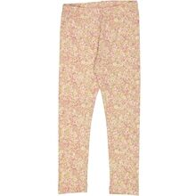 Wheat Bees And Flowers Jersey Leggings