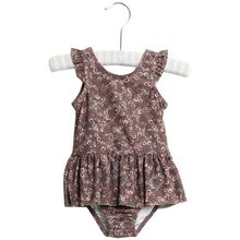 Wheat Ink Flowers Diddi Swimsuit