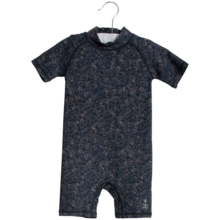Wheat Navy Swimsuit Cas
