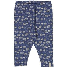 Wheat Blue Surf Silas Jersey Pants