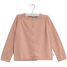 Wheat Misty Rose Maja Knit Cardigan