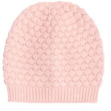 Wheat Beanie Malinka Rose Powder